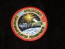 NASA Apollo Soyuz Stafford Grand Station Patch 1970s Russian & American ... - $19.99