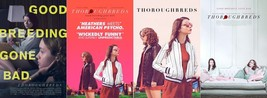 Thoroughbreds Movie Poster Cory Finley 2017 Film Print Olivia Cooke 27x4... - $9.80+