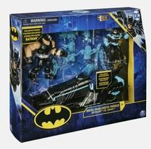 "NEW SEALED DC Comics Spin Master Moto-Tank Bane vs Batman 1st Edition 4"" Figures - $55.77"