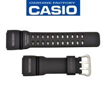 Genuine CASIO G-SHOCK  Watch Band Strap GWG-100-1A Original Black Rubber - $48.25