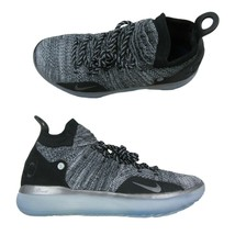 "Nike Zoom KD11 ""Still KD"" Mens Size 10 Basketball Shoes Black Gray AO260... - $108.85"