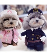 Creative Dog Clothes for Small Dogs Clothing Funny Dog Costumes Dog Coat... - $20.76