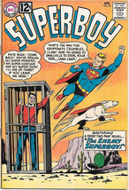 Superboy Comic Book #96 DC Comics 1962 FINE - $31.85