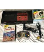 ☆ Sega Master System Console Bundle (NTSC) W/ 3 Game Lot - Tested Working ☆ - $115.00