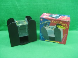 CHH Automatic Card Shuffler Holds Six Decks - $18.66