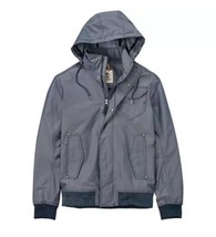 Timberland Men's Wildcat Mountain Waterproof Dark Navy Jacket A1CPR Size M - $78.21