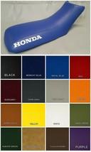Honda TRX250X Seat Cover In Royal Blue, 2-TONE, Or 25 Colors (Honda Sides) - $44.95