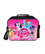 My Little Pony Lunch Box Lunch Bag Picnic Bag Kid Adult Fashion Type  - $19.99