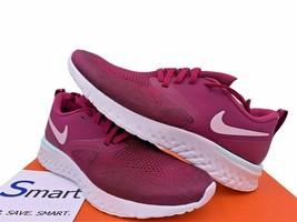 $120 NIB SIZES 8-10 WOMEN Nike Odyssey REACT 2 FLYKNIT Running Shoes Plu... - $69.99
