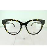 REBECCA MINKOFF Tilden 2(086) Dark Havana 50-19-140 Eyewear Eyeglasses Frames - $90.20