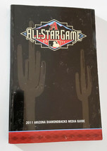 Arizona Diamondbacks 2011 Dbacks Media Guide - Good Condition - $6.85