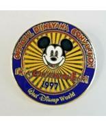 1997 Walt Disney World Disneyana Official Convention Logo Disney Pin - $11.53
