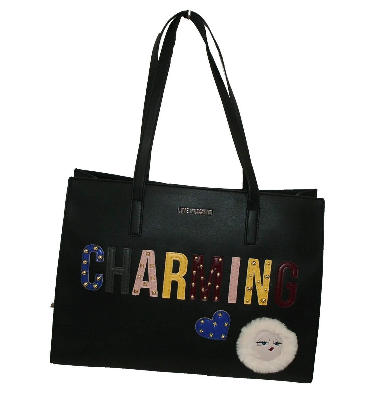 Borsa Shopping Bags Love Moschino Donna and 50 similar items d47bf0a856b