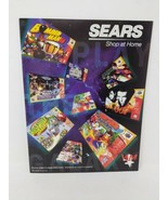 Sears Game Catalog Prototype 1997 VTG Nintendo 64 SNES Gameboy Promo Dis... - $296.99