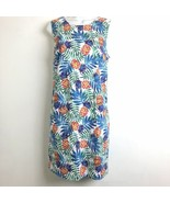 tabitha webb womens size 8 pineapple sheath dress - $37.39