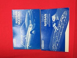 1987 Nissan Maxima Owners Manual [Paperback] Nissan - $48.46