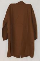 Mirko Thigh Length Waffle Weave Kimono Robe One Size Chocolate Brown image 2