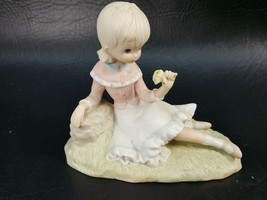 LEFTON CHINA JULIET FIGURINE 1982, FROM THE CHRISTOPHER COLLECTION  IEEG4 - $16.95