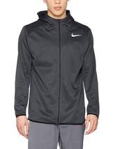 Nike Therma Mens Full Zip Golf Jacket Hoodie 854406 010 Black - $55.21