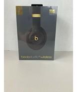 Beats Studio 3 Wireless Headphones Skyline Collection Midnight Black - $346.49