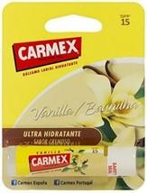 Carmex COS 013 Baume à lèvres hydratant - 1 bâton Vanille  - $14.44