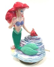 Schmid Disney's The Little Mermaid Ariel & Sebastian Rotating Music Box  - $139.99