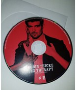 Sex Therapy: The Experience [PA] by Robin Thicke , Interscope (USA) *CD ... - $4.89