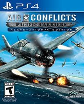 Air Conflicts Pacific Carriers - PlayStation 4 [PlayStation 4] - $19.79