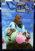 Grant Morrison Frank Quitely WE 3 #1 DC Vertigo 2005 cyborg warrior pets - $6.74