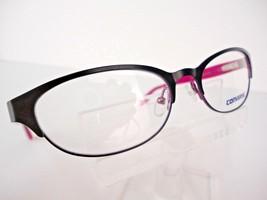 Converse All Star Q010  Black 52 x 17 135  mm Eyeglass Frames - $64.47