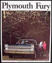 1965 Plymouth Fury Original Prestige Brochure, Xlnt 65 - $17.65