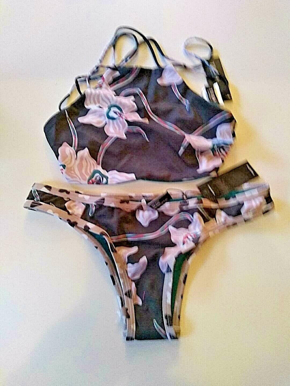 Tavik Ryan Sport Jayden Moderate Bikini Set Size Small