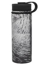 NEW Gaiam 18 Oz. Stainless Steel Water Bottle for Hot or Cold Drinks NWT image 8