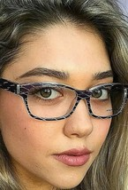 New ALAIN MIKLI A 23030 091C 55mm Purple Women's Eyeglasses Frame France - $159.99