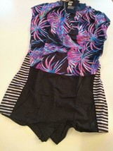 Hurley Q/D Koko Surf Suit Zippered Size Large image 2
