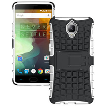 Dual Layer Shockproof Armor Kickstand Phone Cover Case for OnePlus 3 - W... - $4.99