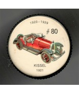 1921 KISSEL Jell-O Picture Wheel #80 - $5.00