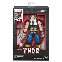 "Marvel Legends Classic Thor 80th Anniversary Edition 6"" Action Figure *I... - $36.58"