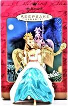 Barbie Angel Of Joy Barbie Hallmark Keepsake Holiday Ornament 2000 Colle... - £7.62 GBP