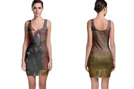 Alice Cooper Collection #3 Women's Sleevless Bodycon Dress - $21.80+