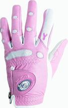 Bionic Women's Classic Breast Cancer Awareness Pink Golf Glove - $33.17+