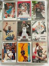 1404 NBA Basketball Card Lot Kevin McHale,James Worthy Stephon Marbury Rookie image 9