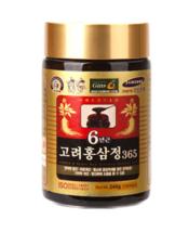 Korean Red Ginseng Extract Gold 6Years Saponin Panax 240g(8.5oz) 1ea KFood - $39.98