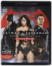 Batman v Superman: Dawn of Justice (4K Ultra HD + Blu-ray + Digital)
