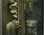 Double Feature: Robert The Doll/The Curse Of Robert-sealed Horror DVD