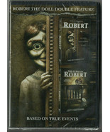 Double Feature: Robert The Doll/The Curse Of Robert-sealed Horror DVD - £9.16 GBP