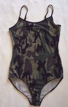Active Basic Women's Tank Top Camisole Camouflage Woodland One Piece Siz... - $9.49