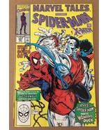 Marvel Tales Spider-Man & X-MEN #237 Marvel Comic Book 1990 VF+ Todd McF... - $4.54