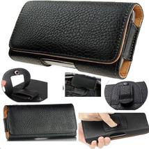 PU Leather Belt Waist Pouch Loop Clip Phone Case Apple Samsung LG Sony Google Nx - $5.12+