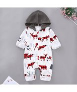 new born baby clothes baby boy romper winter clothes costume romper ones... - $22.72+